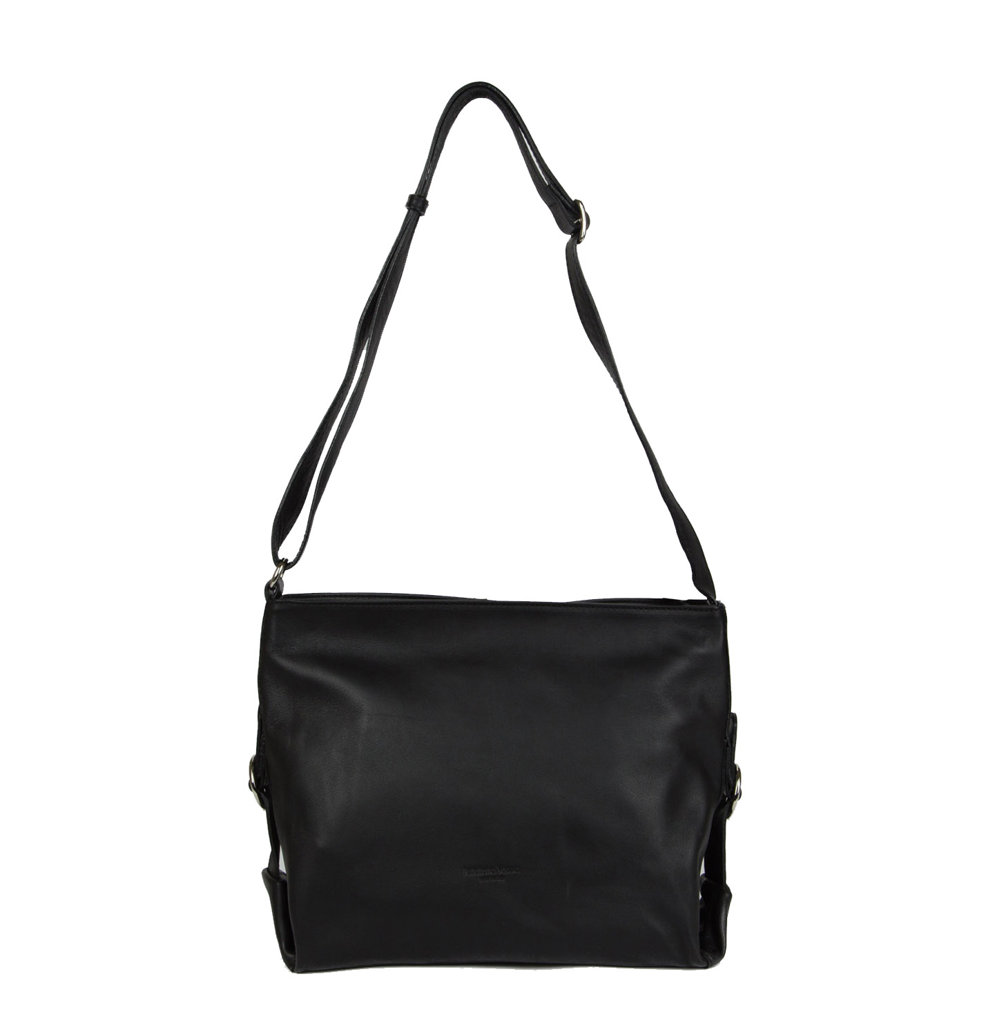 Crossbody Veneta, ajustable negro