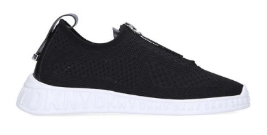ZAPATILLA DKNY SLIP-ON SNEAKER NEGRA