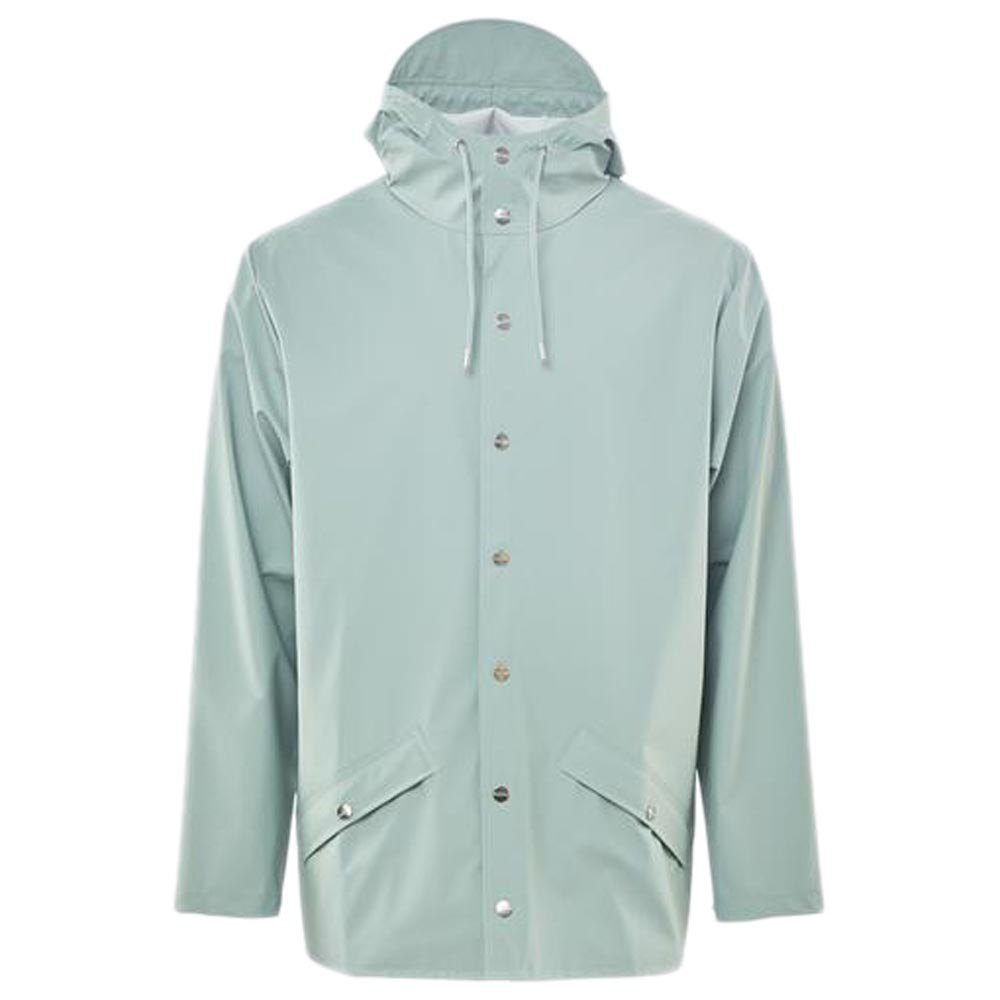 Chaqueta impermeable Rains verde mar