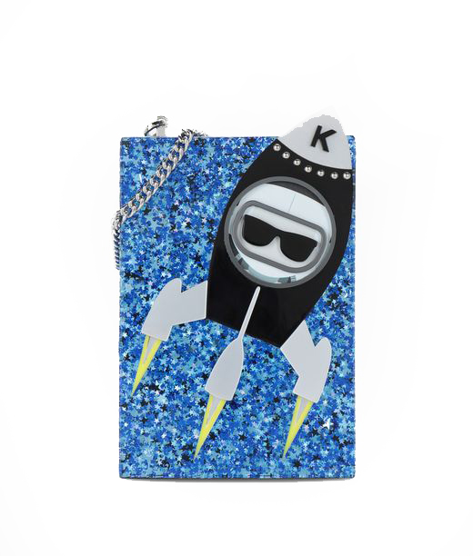 Clutch Karl Lagerfeld -Space-
