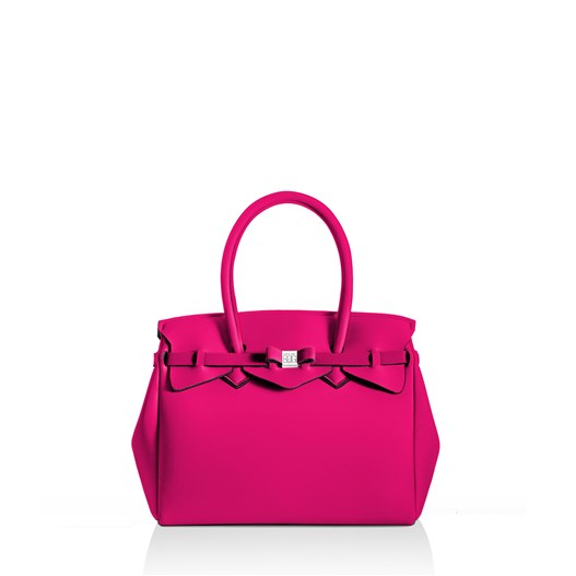 Bolso Save my bag BEACH PARTY fucsia