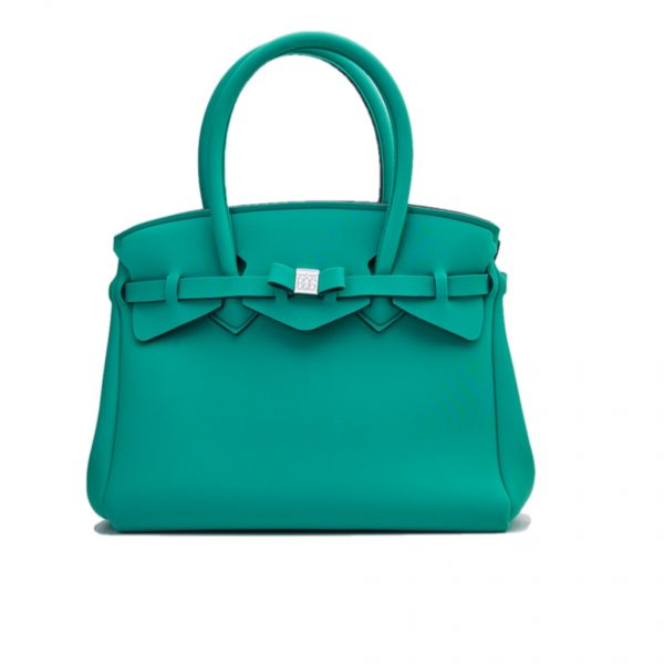 Bolso Save my bag verde esmeralda
