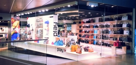 Tiendas de bolsos y calzado en barcelona Centro comercial lilla