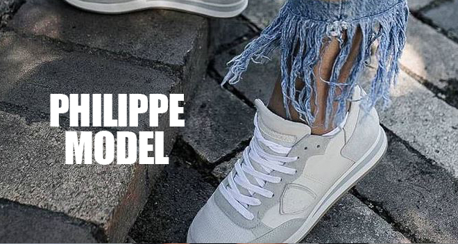 zapatillas philippe model mujer