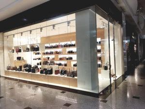bolsos y zapatos de mujer